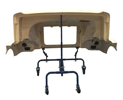 proline semi truck hood dolly  shipping