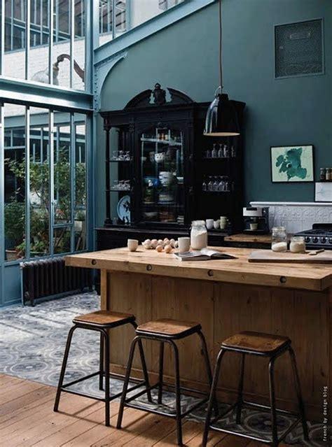 le industrial style cuisine industrielle 43 inspirations pour un style