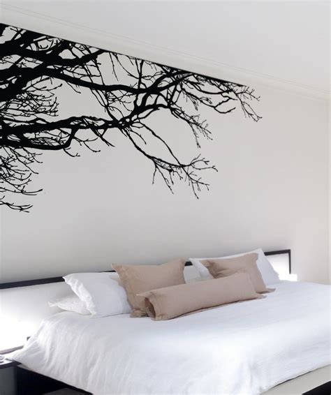 amazoncom stickerbrand nature vinyl wall art tree top