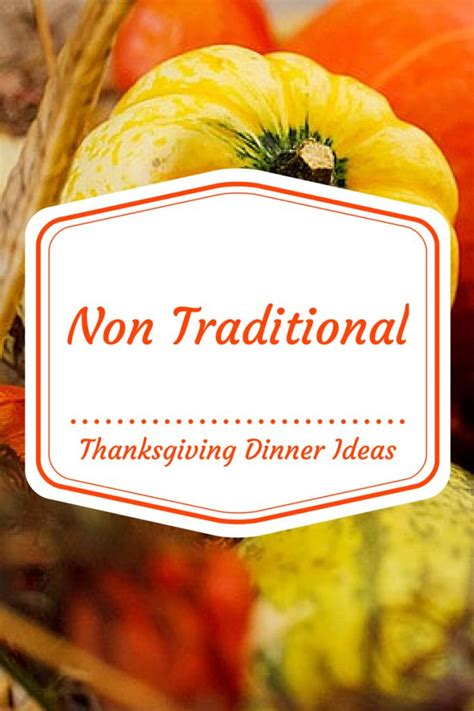 traditional thanksgiving dinner ideas masshole mommy