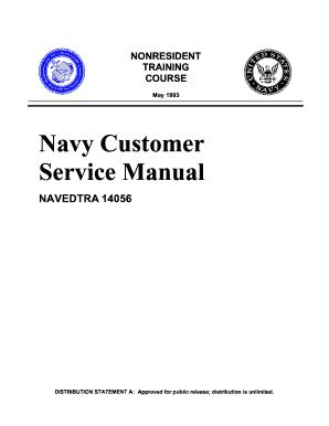 Customer Service Manual Template by Customer Service Manual Form Fill Printable