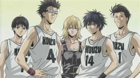 New Basket Tinggi Ada Resleting nba reader 7 anime bertema basket