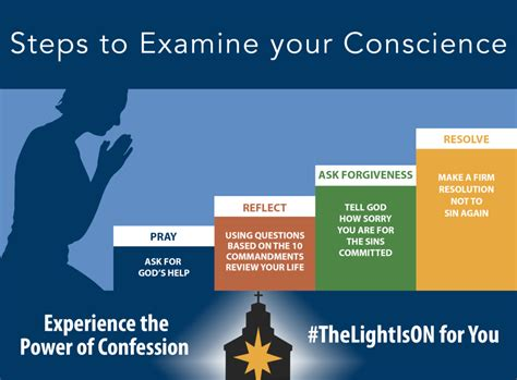 healing confessions through the principles of jesus christ guide to confession the light is on
