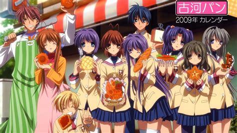 anime clannad bercerita tentang anime yang pantas dan aman untuk tayang di indonesia al