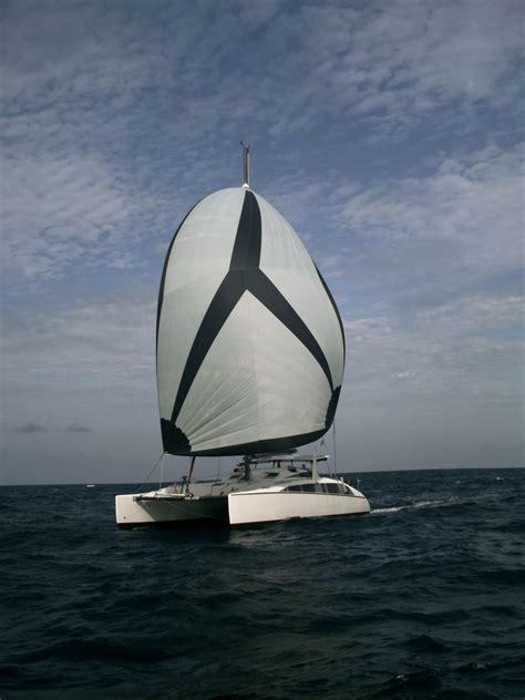 catamaran yacht phuket charter catamaran sy full steam sailing phuket