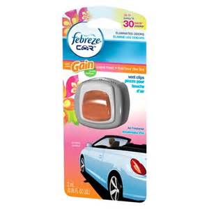 Air Freshener For Car Target Febreze Car Gain Island Fresh Scent Air Freshene Target