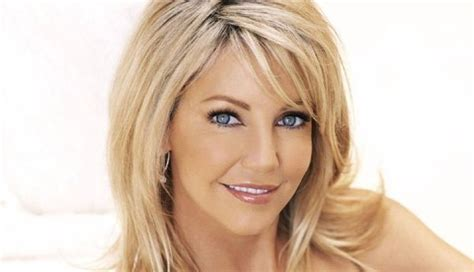 Heather Locklear Hairstyles: Layers, Dos, Loose Buns & Casual