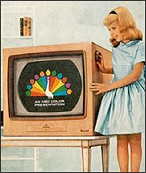 when was color tv introduced mcs 222 fall 2013 project the television on