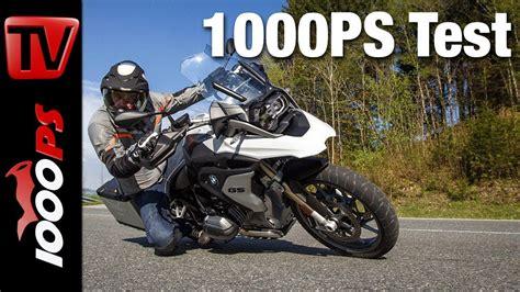 Motorrad Test Bmw R 1200 Gs by 1000ps Test Bmw R 1200 Gs Rallye Und Exclusive