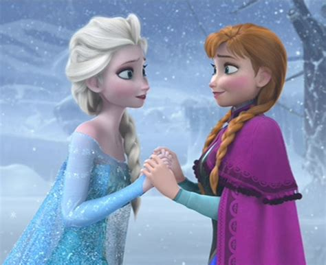 anna und elsa film teil 2 frozen anna elsa sisters love tribute disney part 1 a