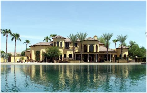 luxury homeschandler gated luxury waterfront homes