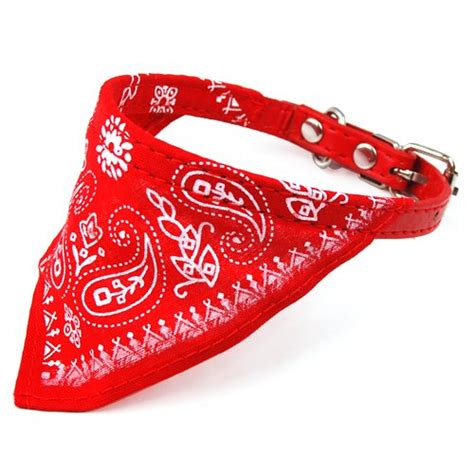 bandana collar bandanas for dogs easy to make
