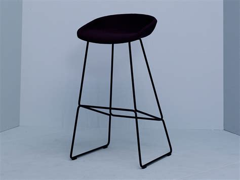 buy the hay about a stool aas39 sled base upholstered at