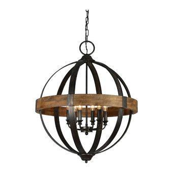 forty designs bristol 6 light chandelier bristol 6 light chandelier nebraska furniture mart