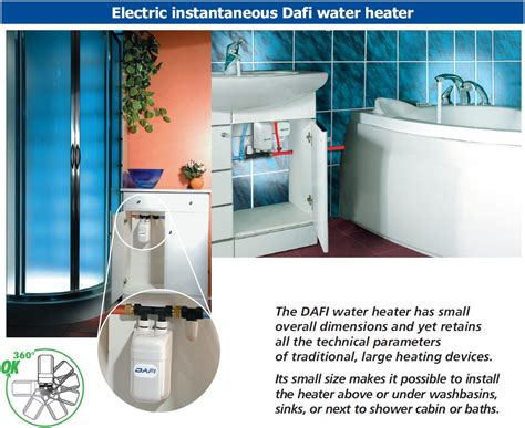 under sink tankless water dafi in line instant under sink water heater tankless