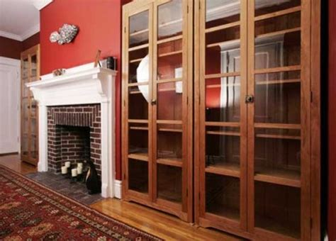 library bookcase with doors the benefits of using bookcases with glass doors