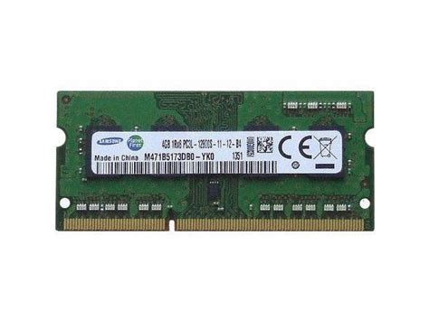 Ram Laptop Ddr3 Low Voltage samsung 1 35v ddr3 low voltage 4gb pc3 12800 1600 mhz laptop sodimm memory ram newegg