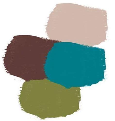 Comment Faire Du Turquoise Avec De La Peinture by D 233 Co Salon Bleu Canard Avec Du Chocolat Du Kaki Ou