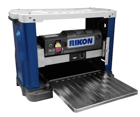 woodworking tools planer rikon 25 130h hss helical portable planer 13 inch