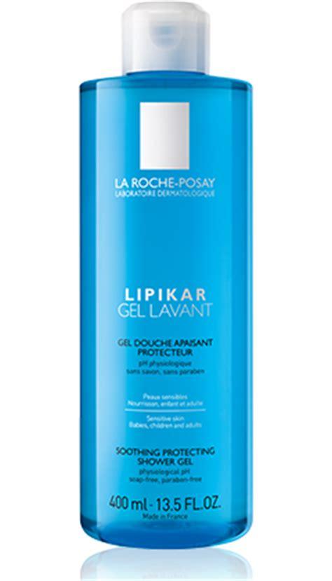 lipikar gel lavant soap free paraben free