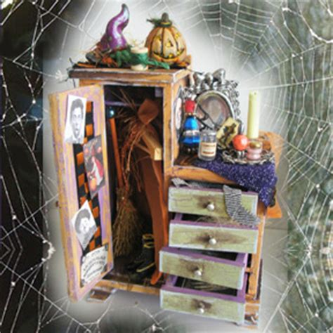 The Witches Closet by Witch S Closet Dollhouse Mini By Grimdeva On Deviantart