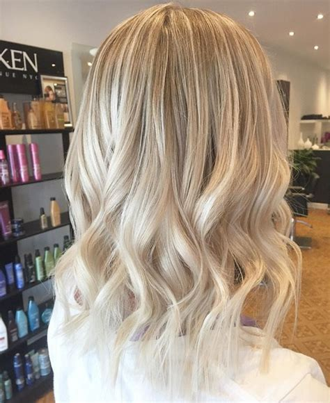 blonde colours for winter the best winter hair colors you ll be dying for in 2017