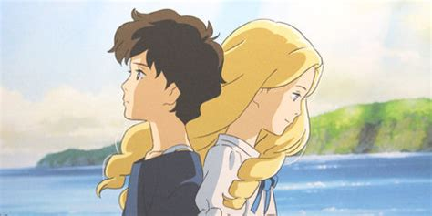 kumpulan film ghibli studio ghibli rilis trailer perdana when marnie was there