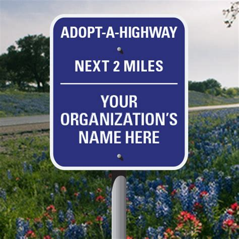 adopt a tx adopt a highway don t mess with