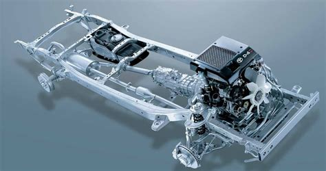 Engine Mounting Fortuner Innova Hilux Bensin d 4d engine of toyota hilux vigo toyota tiger 2 5 2kd ftv and 3 0 1kd ftv d4d d 4d 4x4 2500 cc