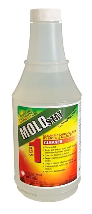mold hydrogen peroxide solution moldstat cleaner
