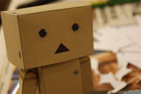 Papercraft Danbo - danbo papercraft