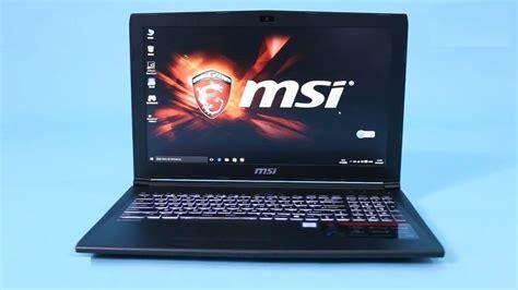 Msi Notebook Gl62m 7rex msi gl62m 7rex 1252cn review new gaming laptop low price 2017