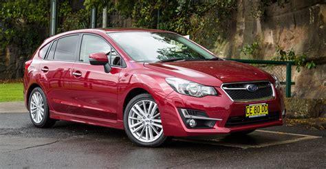 2016 Subaru Impreza Review Caradvice