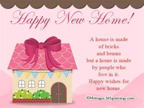 new home messages and wishes 365greetings