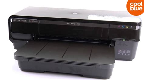 Printer A3 Hp 7110 hp officejet 7110 printer videoreview en unboxing nl be