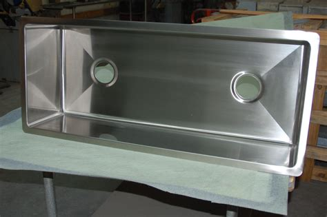 custom stainless steel sinks custom stainless steel residential sinks lexington sc