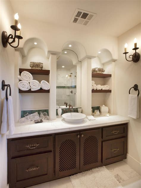 Bathroom Counter Storage Tower » Home Design 2017