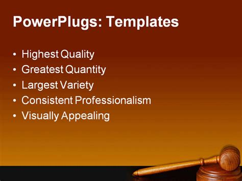 powerpoint templates for lawyers court gavel on desk over dark background powerpoint
