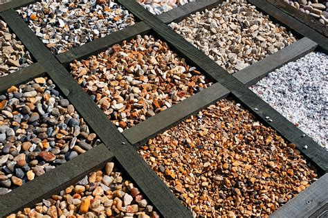 Types Of Gravel For Yard Landscaping With Gravel Davis Concrete