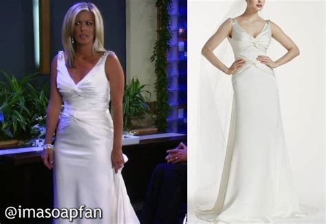 laurawright dress size i m a soap fan carly corinthos s wedding dress general