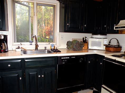 black kitchen cabinets ideas kitchen kitchen remodel ideas with black cabinets tv