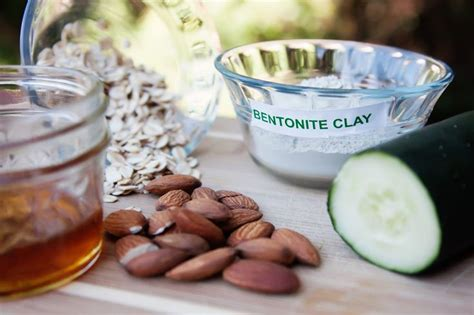 Bentonite Clay Detox Wrap by How To Make A Bentonite Clay Mask Bentonite Clay Mask