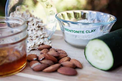 Detox Wraps by How To Make A Bentonite Clay Mask Bentonite Clay Mask
