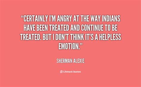 Sherman Alexie Flight Quotes