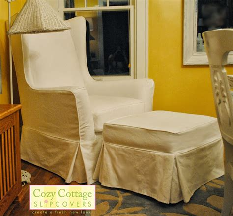 white canvas slipcovers cozy cottage slipcovers slipcover with a slip