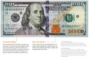 see what the new 100 dollar bill looks like