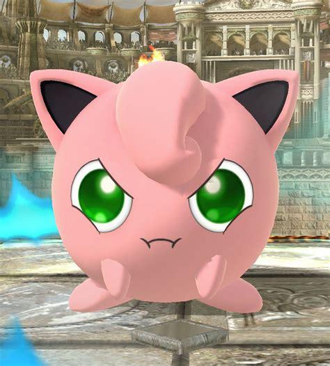 Shiny Medias Wiiwii by Shiny Jigglypuff Smash Bros For Wii U Gt Skins