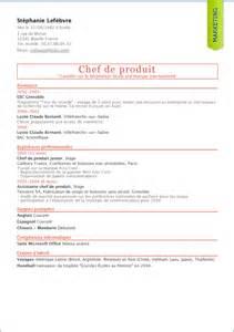 Curriculum Vitae Medical Student by Curriculum Vitae Pdf Curriculum Vitae Francais