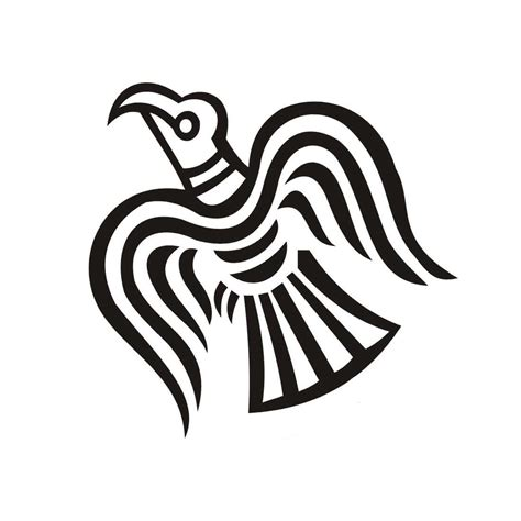 norse tribal tattoo nordic tattoos