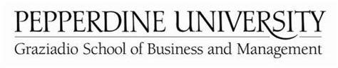 Pepperdine Mba Login by Pepperdine Graziadio School Of Business And